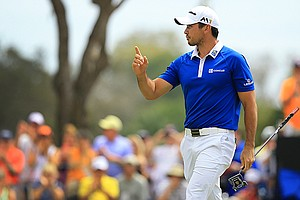 Jason Day posted a 65 Friday during the Arnold Palmer Invitational at Bay Hill Club and Lodge.