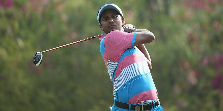 S.S.P. Chawrasia holds a two-shot lead after three days at the Hero Indian Open.