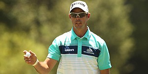Jaco Van Zyl enters Match Play with Masters dream within reach