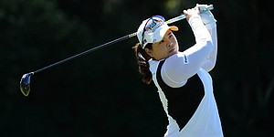 Four tied atop leaderboard at LPGA Kia Classic