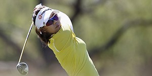 Shin moves into Kia Classic lead; Ko remains one back