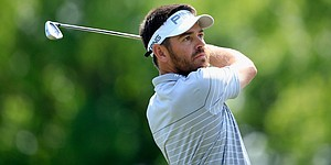 Louis Oosthuizen rallies on back nine to oust Dustin Johnson, 2 and 1