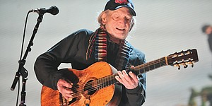 At Willie Nelson's golf course, anything goes