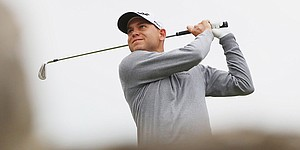 Bill Haas falls to Chris Kirk, 2 and 1, in Match Play but happy with better play