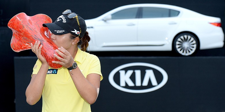 Lydia Ko won the 2016 LPGA Kia Classic.