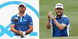 Road to Match Play final with Jason Day and Louis Oosthuizen