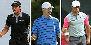 Masters odds: Day, Spieth, McIlroy early co-favorites; Tiger at 80/1