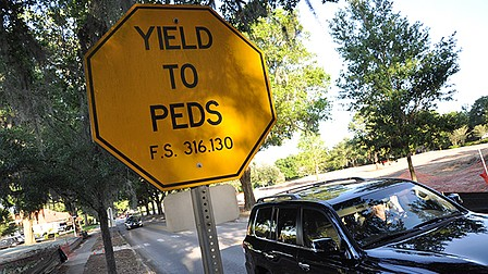 Winter Park Police up ticketing for pedestrians, bicylists