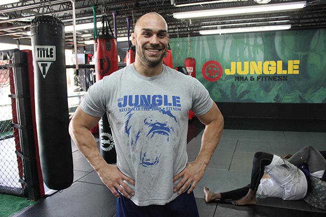 Mma fighter uses kimbo slice fight to launch orlando gym for Gimnasio jump lugo