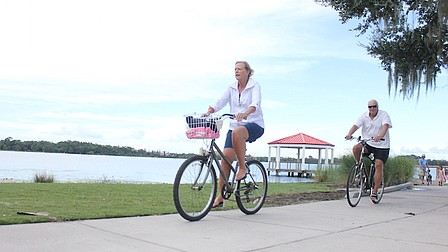 Puzzle comes together to connect Orlando-area trails