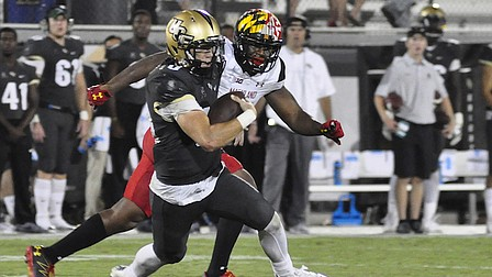 Knights look to stop recurring nightmare FIU