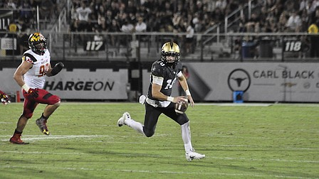 Knights get much-needed win in Miami
