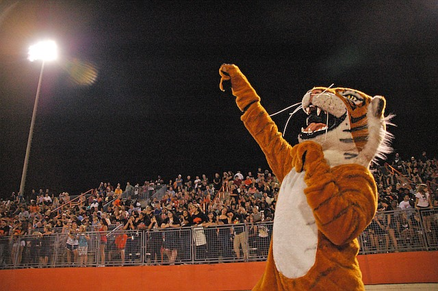 The Winter Park Wildcats will return home to Showalter Field for the first time this season for their homecoming game on Oct. 28. Showalter Field has been undergoing renovations since the summer.