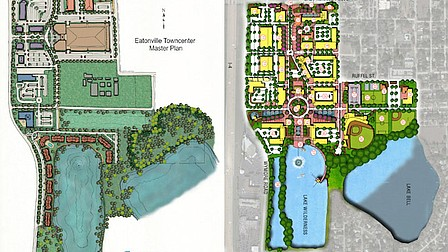 Eatonville evaluates redevelopment plans