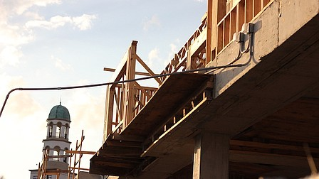 Maitland looks into stopping wood-frame construction