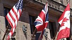 International real estate transactions rise