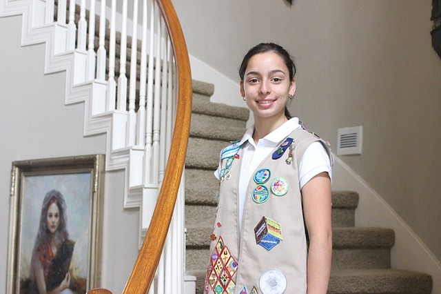 Baldwin Park's Kelsey Chico was surprised by the donations that began piling up at her doorstep after she announced her project to bring clothes, food and more to hurricane-ravaged areas in Haiti.