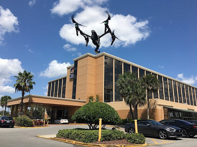 The Winter Park City Commission is considering regulating drones after a boom in their popularity has led to privacy concerns.