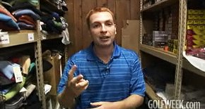 Join Asher in the Southern Hills pro shop stock room to see what treasures it holds.