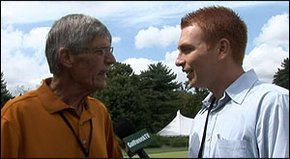Asher Wildman and Ron Balicki report live from the Thursday practice round at the Walker Cup.