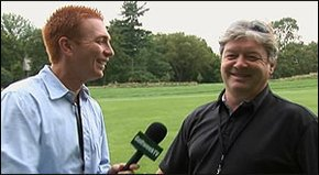 Asher Wildman and Alistair Tait discuss Team Great Britain & Ireland from the Friday practice round at the 42nd Walker Cup.