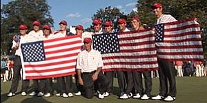Walker Cup: American victory lap