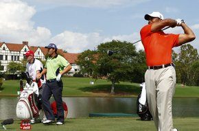 Tiger and Paddy will be grouped together Saturday for the ninth time this year. Jeff Rude and Jim McCabe talk about what makes this pairing so great.