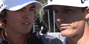 Fowler, Lovemark talk PGA Tour life