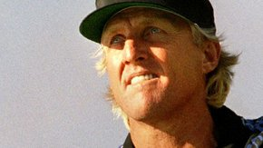 """Ashley Crain and Greg Norman talk fashion, current trends and achieving """"James Bond status."""""""