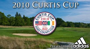 Asher Wildman and Beth Ann Baldry preview the 2010 Curtis Cup from Essex County Club in Manchester-by-the-Sea, Mass.