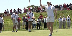 Curtis Cup: Recap of Day 1 action