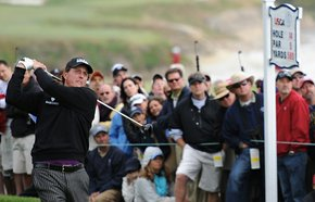 It turned into the Phil Mickelson show Friday at Pebble Beach. Who will challenge him this weekend? Alex Miceli and Dan Mirocha discuss.