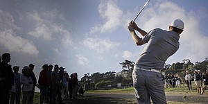 Major Moments 2010: Live from Pebble: Round 3 recap