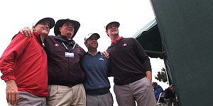 Major Moments 2010: Collegians soak up U.S. Open atmosphere