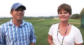 Golfweek's Beth Ann Baldry and Sean Martin review the first round of the U.S. Women's Open.