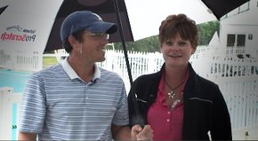 Golfweek's Beth Ann Baldry and Sean Martin discuss what effect the rain will have on Oakmont as play has been suspended during Round 2 at the U.S. Women's Open.