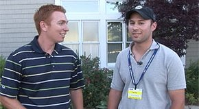 Asher Wildman and Golfweek.com's Ryan Lavner drop by with five takes from Wednesday's U.S. Junior at Egypt Valley.