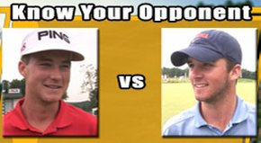 It's everybody's favorite match play game: Know your opponent! We ask each player a question about their competitors at the U.S. Junior.