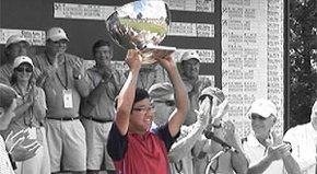 Jim Liu defeated Justin Thomas to win the 63rd U.S. Junior Amateur.