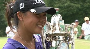 Danielle Kang topped Jessica Korda to win the U.S. Women's Amateur.
