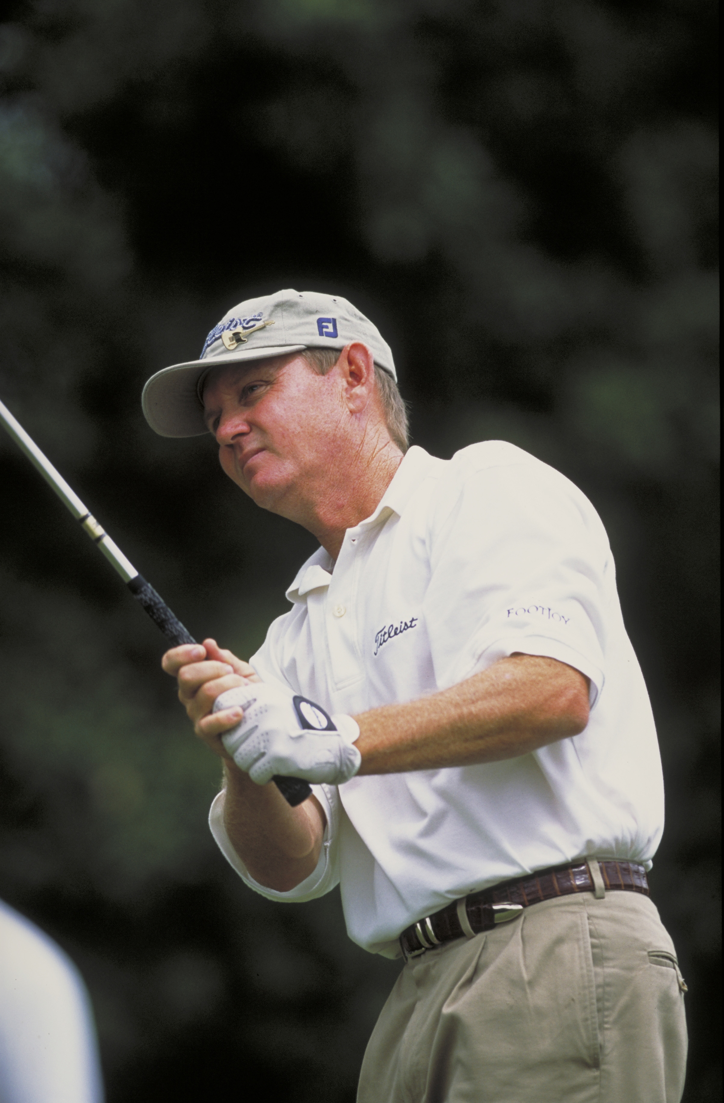 Former PGA Tour player Larry Rinker discusses his college days, thoughts on match play and what he would change if he were the PGA Tour commissioner.
