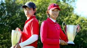 Highlights from the Golfweek Junior Invitational, held Nov. 6-7 at Reunion (Fla.) Resort.