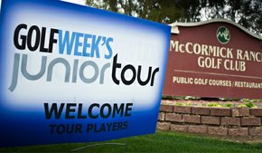 Watch highlights from the Tournament of Champions held on December 18-19, 2010, and learn more about the Golfweek Junior Tour from Tournament Director Tracy Cologne.