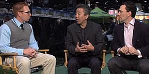 2011 PGA Merchandise Show wrap
