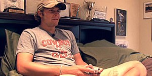 Off Campus 2011: Day in the Life of Peter Uihlein
