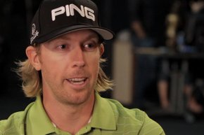 PGA Tour Player Hunter Mahan, one of the newest players to join EA Sports Tiger Woods video game franchise, explains why it&#39;s an honor to be a part of Tiger Woods PGA Tour &#39;13.