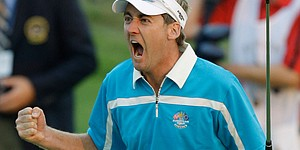 Hate to be Rude: Ian Poulter