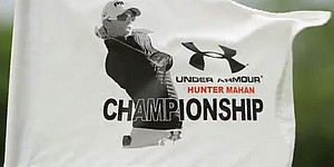 Under Armour/Hunter Mahan Championship Take 5