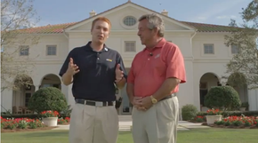 We sit down with former Ryder Cup captain Tony Jacklin at the Concession in Sarasota, Fla.
