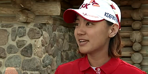 Na Yeon Choi on taking third-round lead